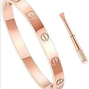 🧨CLEARANCE🧨 Lovers Bracelet w Screwdriver RG